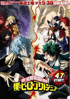 Boku no Hero Academia S3 Episode 20 Sub Indo