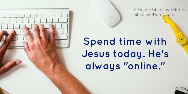 Do You Know someone who wants encouragement from God's Word? Check out this great way to get a 1-minute devotion delivered to your email each weekday.