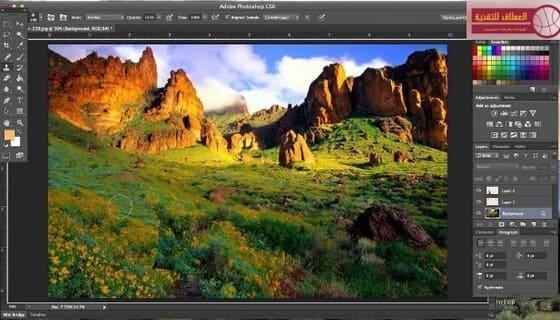 بالخطوات تحميل برنامج فوتوشوب للكمبيوتر ويندوز 7 32 بت مجانا