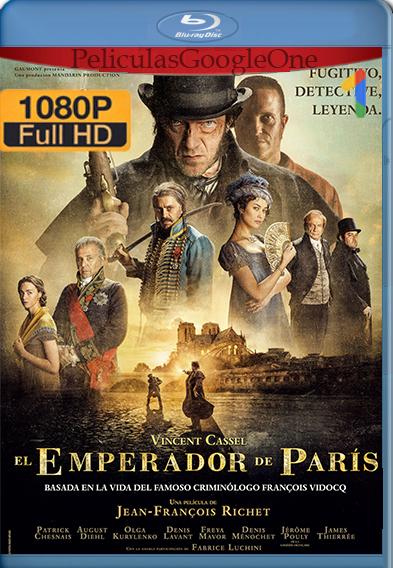 El Emperador de París (2018) [1080p BRrip] [Latino-Ingles] [GoogleDrive] Falcony