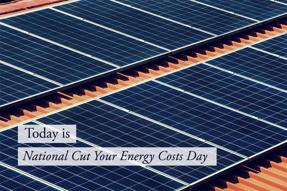 National Cut Your Energy Costs Day Wishes For Facebook