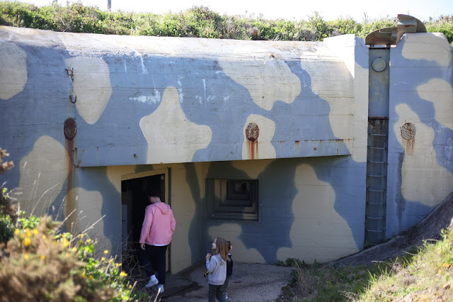 Fort Hommet Guernsey