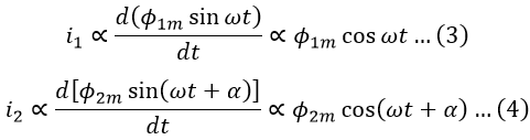 Torque Equation of Induction Relay