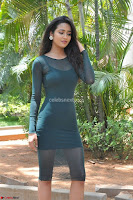 Simran Choudhary Cute beauty with dimples in transparent Green Tight Short Dress ~  Exclusive 012.jpg