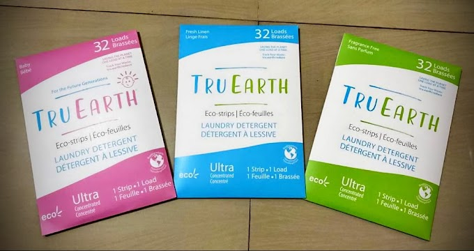Tru-Earth - An Innovative Eco-Friendly Laundry Detergent