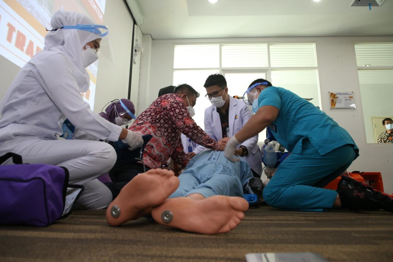 Dukung Investasi di Batam, RSBP Batam Resmikan Layanan Trauma Centre