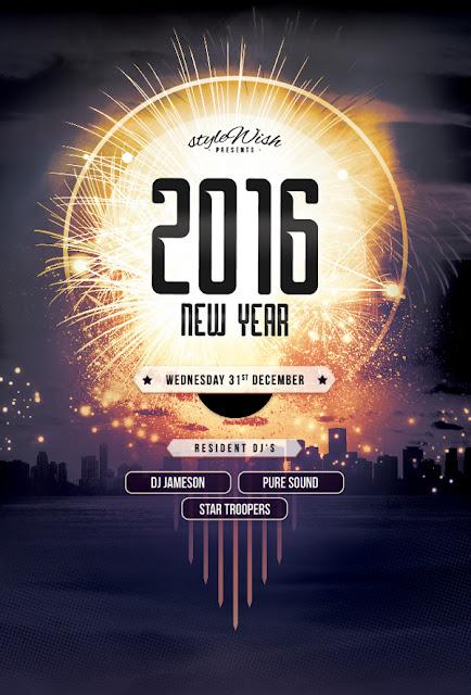 in tờ rơi chúc mừng năm mới