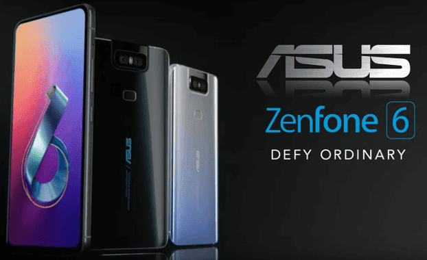 Introducing Asus Zenfone 6 With 48MP Flip Camera