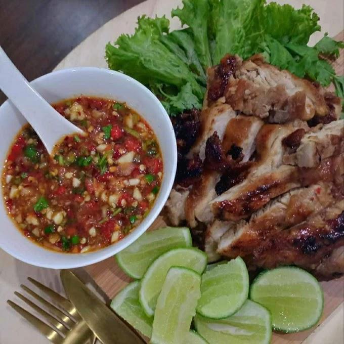 Resepi Ayam Meraung