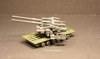 1/144 Culemeyer trailer
