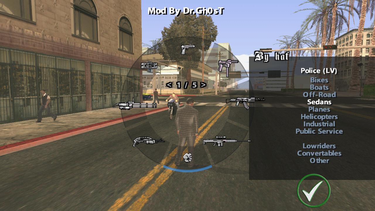 GTA Modern Mod