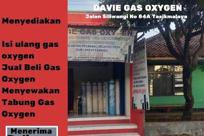 DAVIE GAS OXYGEN TASIKMALAYA