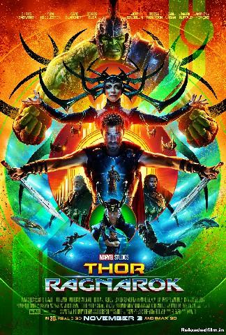Thor: Ragnarok 2017 BRRip 720p 480p 1080p Full Movie Download