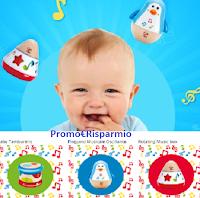 Vota e vinci gratis un giocattolo musicale per neonati Hape