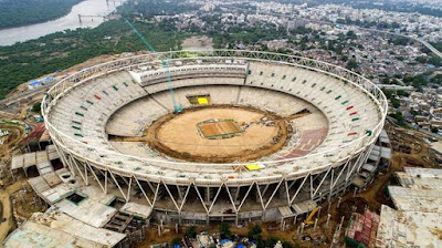 Sardar Patel Stadium world's largest stadium