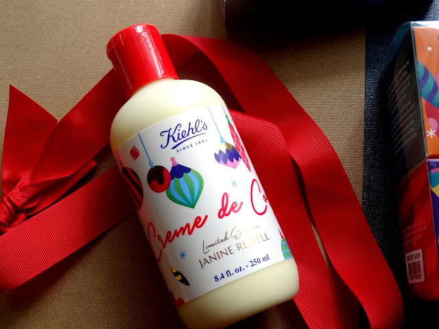 Kiehl's x  Feeding America Charitable Holiday Collection In Collaboration With Janine Rewell
