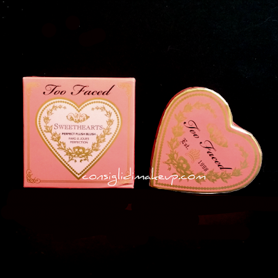 Review: Sweethearts Perfect Flush Blush - Too Faced