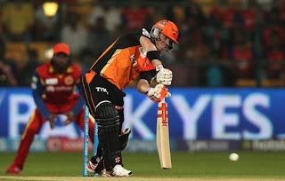 RCB vs SRH 8th Match IPL 2015 Highlights