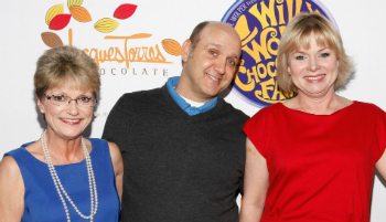 "Denise Nickerson, Paris Themmen, Julie Dawn Cole who starred in ""Willy Wonka"" remember Gene Wilder"