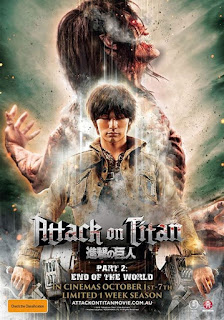 Attack on Titan : Part 2 (2015)