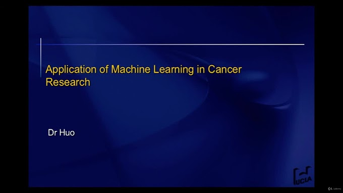 An Examle of Applying Machine Learning in Medical Field