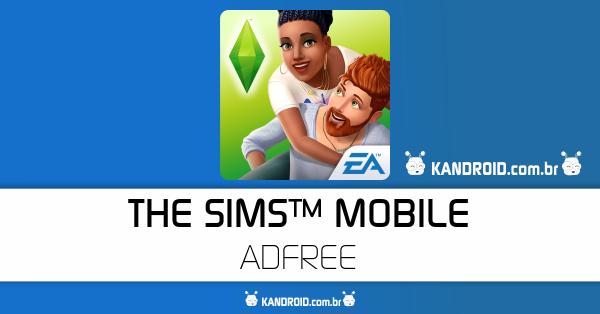The Sims™ Mobile v10.1.0.158018 APK Mod (Ad Free)