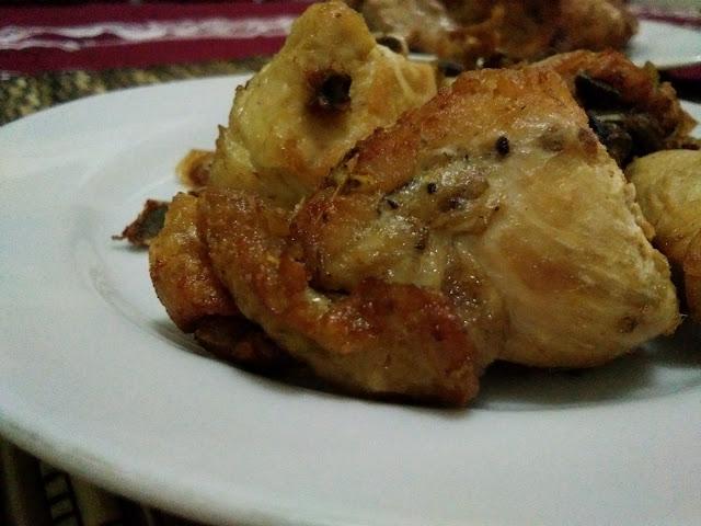 Ayam tulang lunak, menu buka puasa yang mudah dibuat