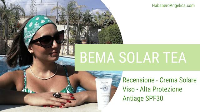 Opinioni crema solare Bema Cosmetici