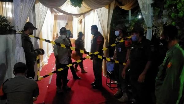 Apes Lurah di Depok Gelar Hajatan saat PPKM Darurat: Dicopot-Jadi Tersangka