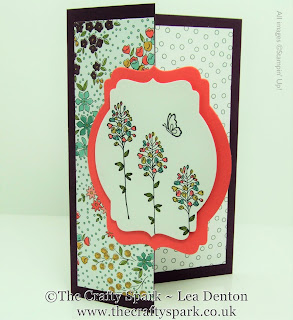 wildflower fields stampin up uk