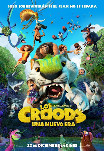 The Croods: A New Age (Web-DL 1080p Dual Latino / Ingles) (2020)
