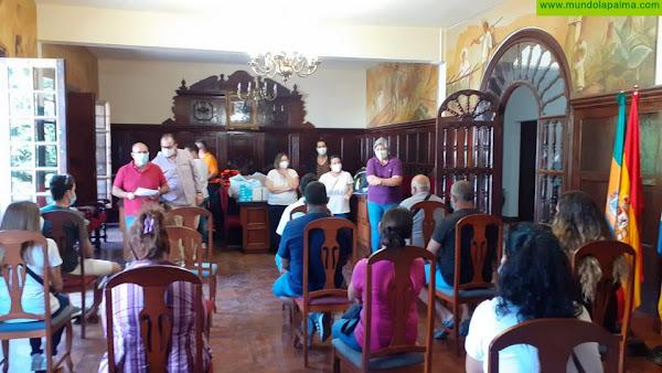 El Ayuntamiento de Los Llanos de Aridane contrata a 36 parados de larga duración