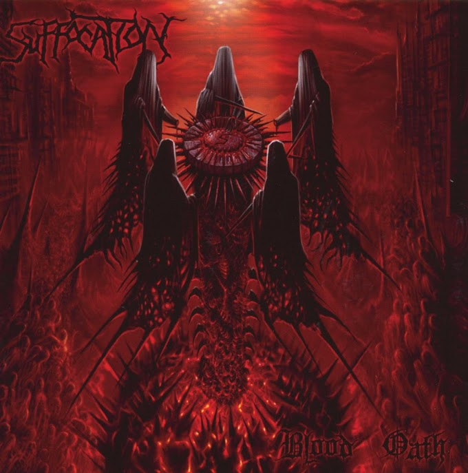 Suffocation - Blood Oath CD 2009