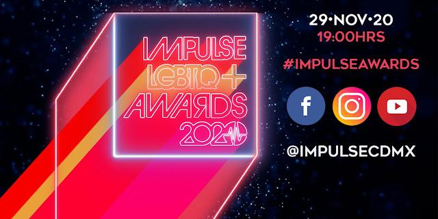 """Impulse Group México presenta la primera edición de los """"Impulse LGBTIQ+ Awards"""""""