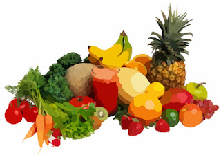 Fruit and Vegetables to lower cholesterol