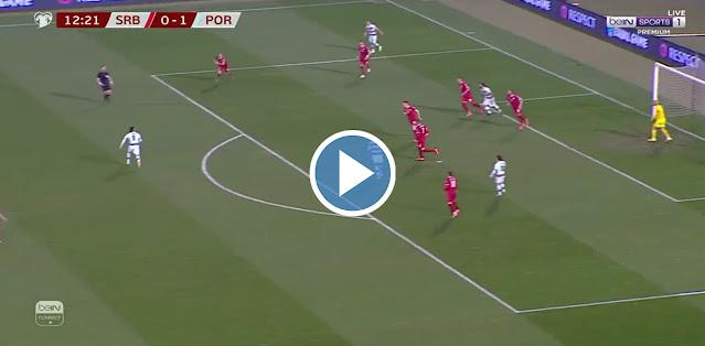 Serbia vs Portugal Live Score