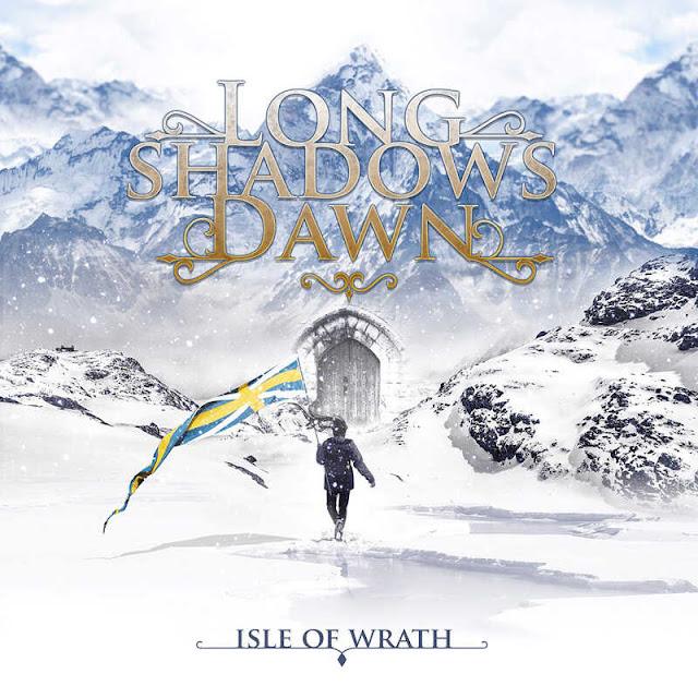 """Ο δίσκος των Long Shadows Down """"Isle Of Wrath"""""""