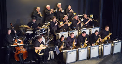 Kenny Hadley's Big Band at THE BLACK BOX
