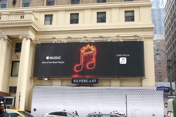 Apple Music Best week playlist billboard