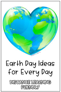 Distance learning ideas to teach earth day in the grade 4 5 6 science classroom