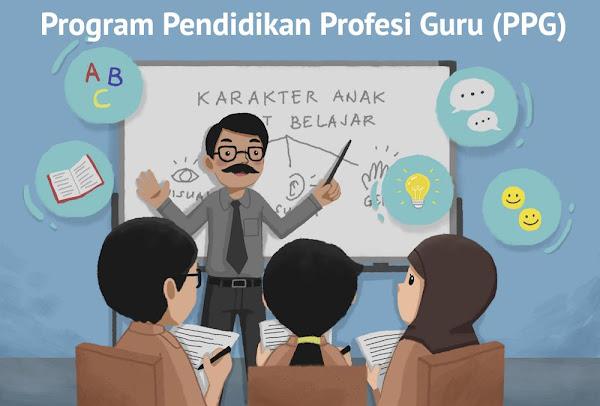 Latihan Soal PPG (Program Pendidikan Profesi Guru) dan Kisi-Kisinya