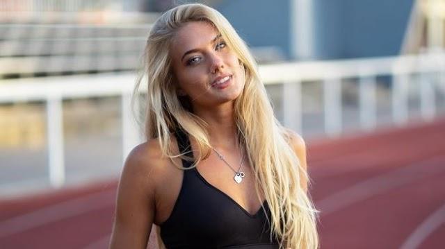 Pesona Atlet Terseksi di Olimpiade 2020, Alica Schmidt Ternyata Pernah Ditawari Foto Bugil