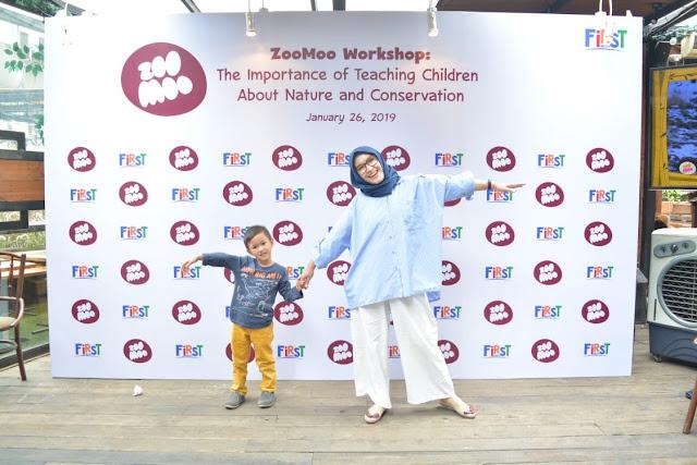 belajar konservasi alam dan hewan melalui zoomoo