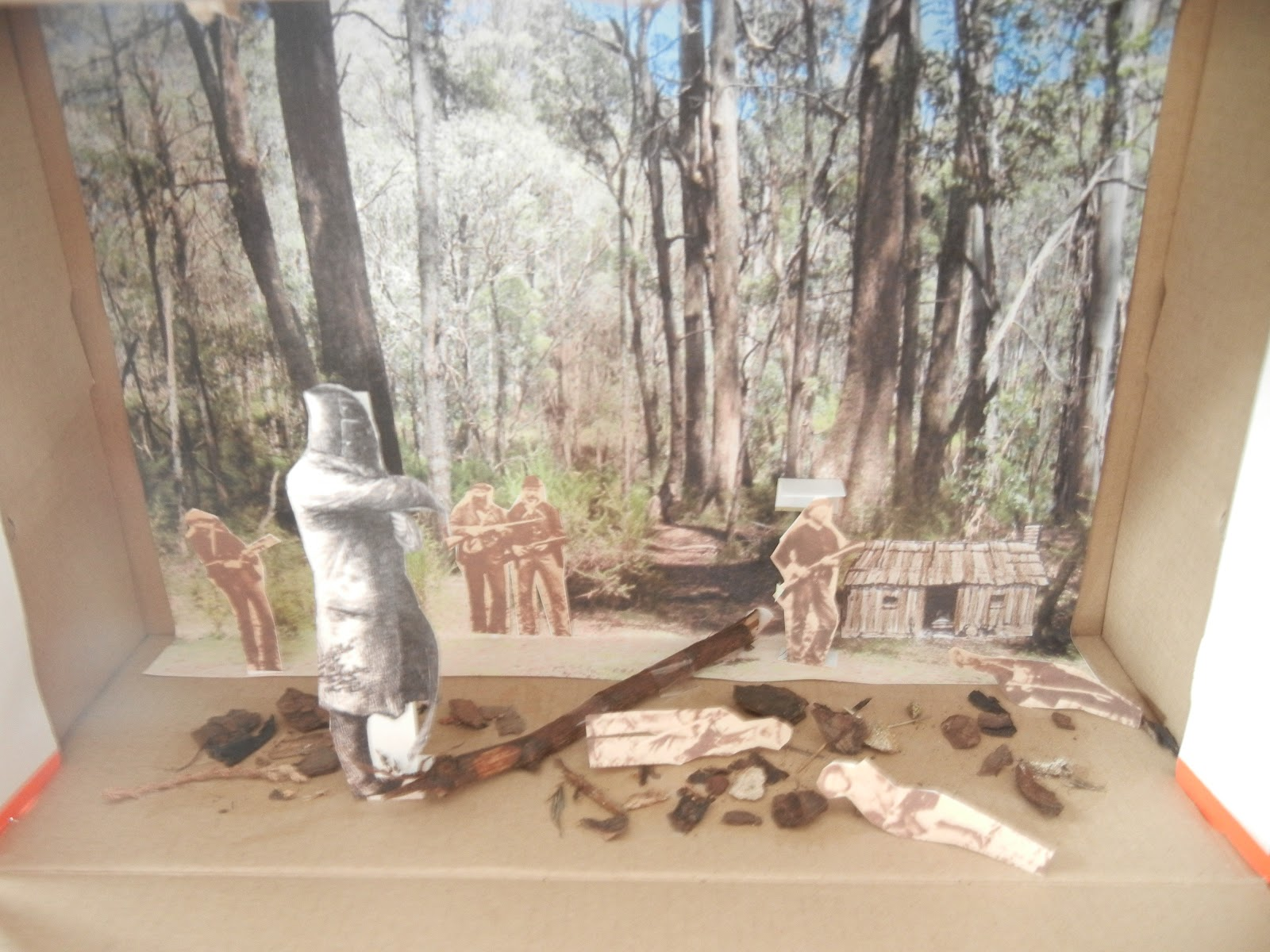 Kids Diorama With Details: Year 5 / Grade 5 Class Activities And News: History