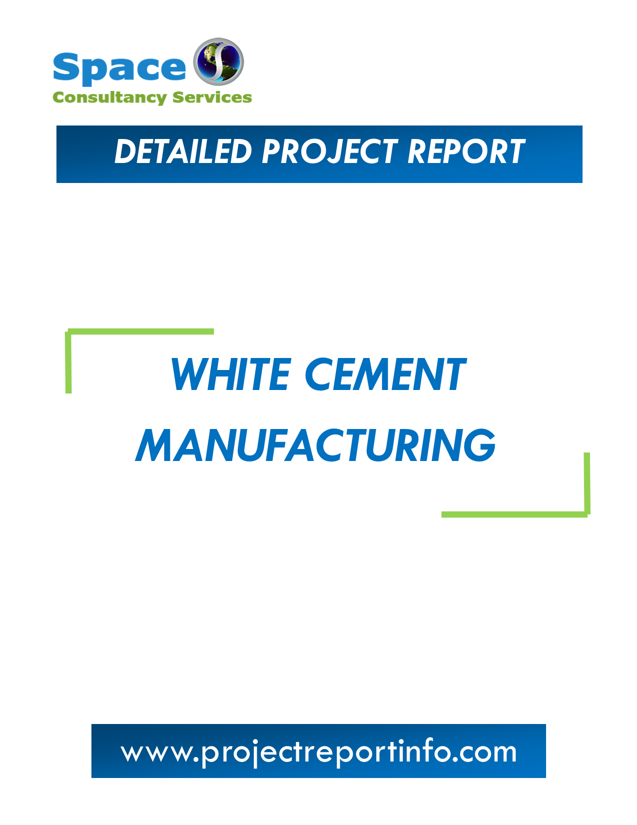 Project Report on White Cement Manufacturing