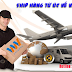 Nhận ship hàng từ Úc về Việt Nam giá rẻ nhất