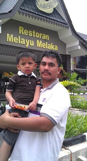 Melaka - Restoran Melayu Melaka