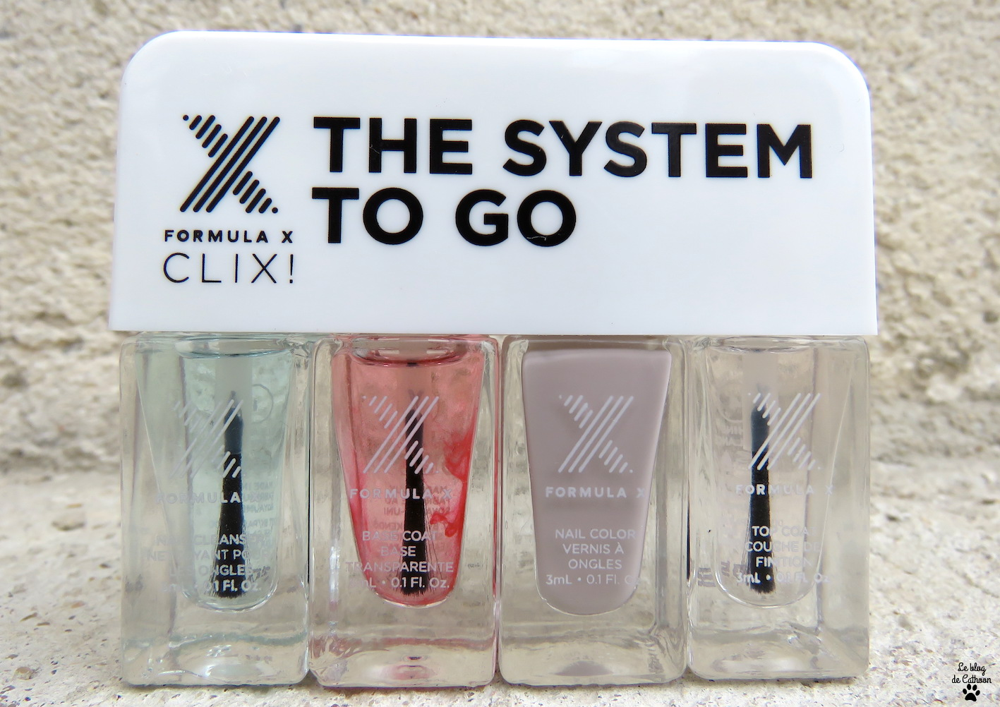 The System To Go - CLIX! - Formula X