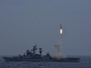 India test fires anti-ship version of BrahMos