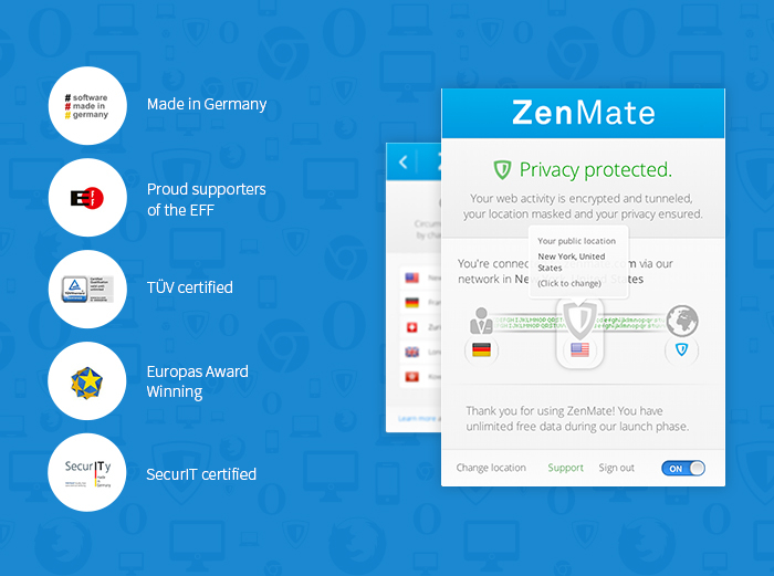 Zenmate for PC